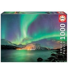 Educa - Puzzle 1000 - Northern Lights (017967)