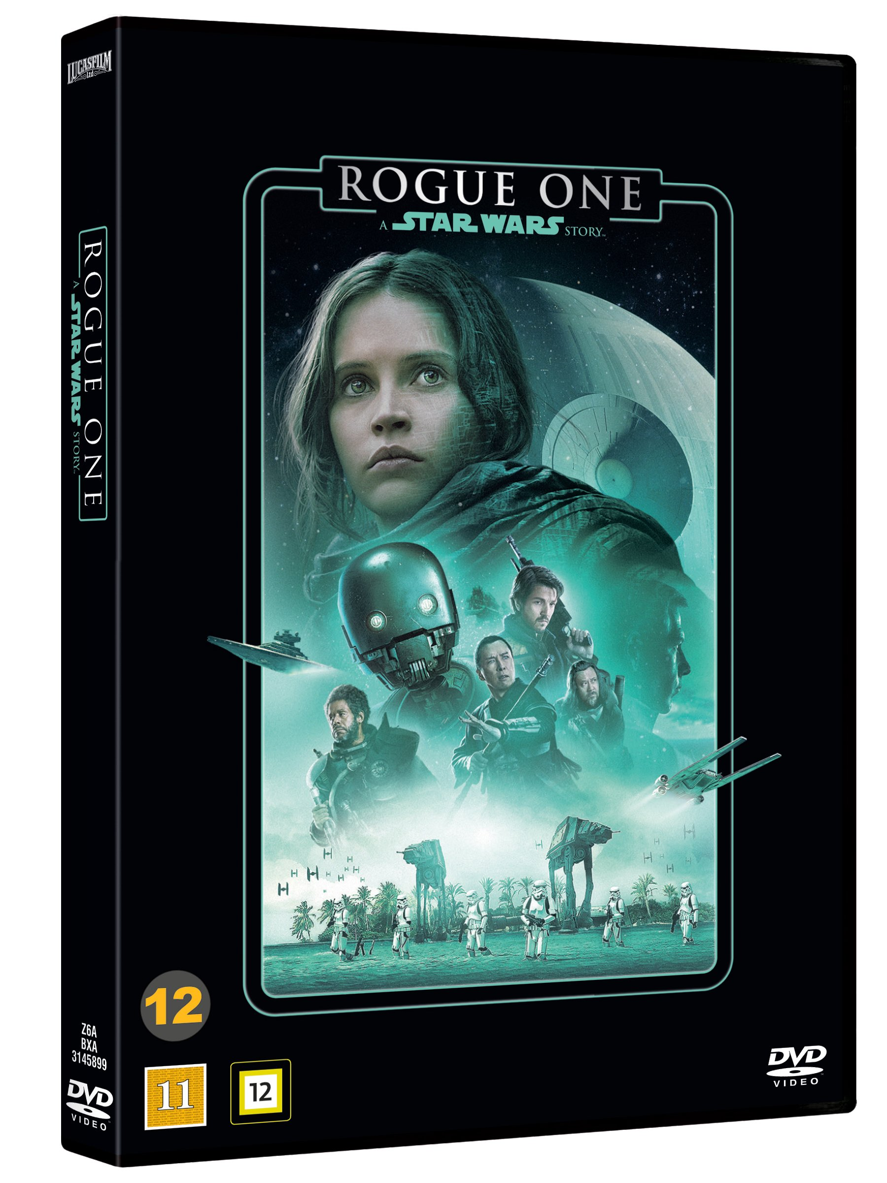 Rogue One A Star Wars Story - DVD
