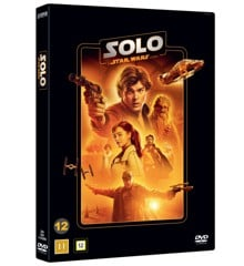 Solo A Star Wars Story  - DVD