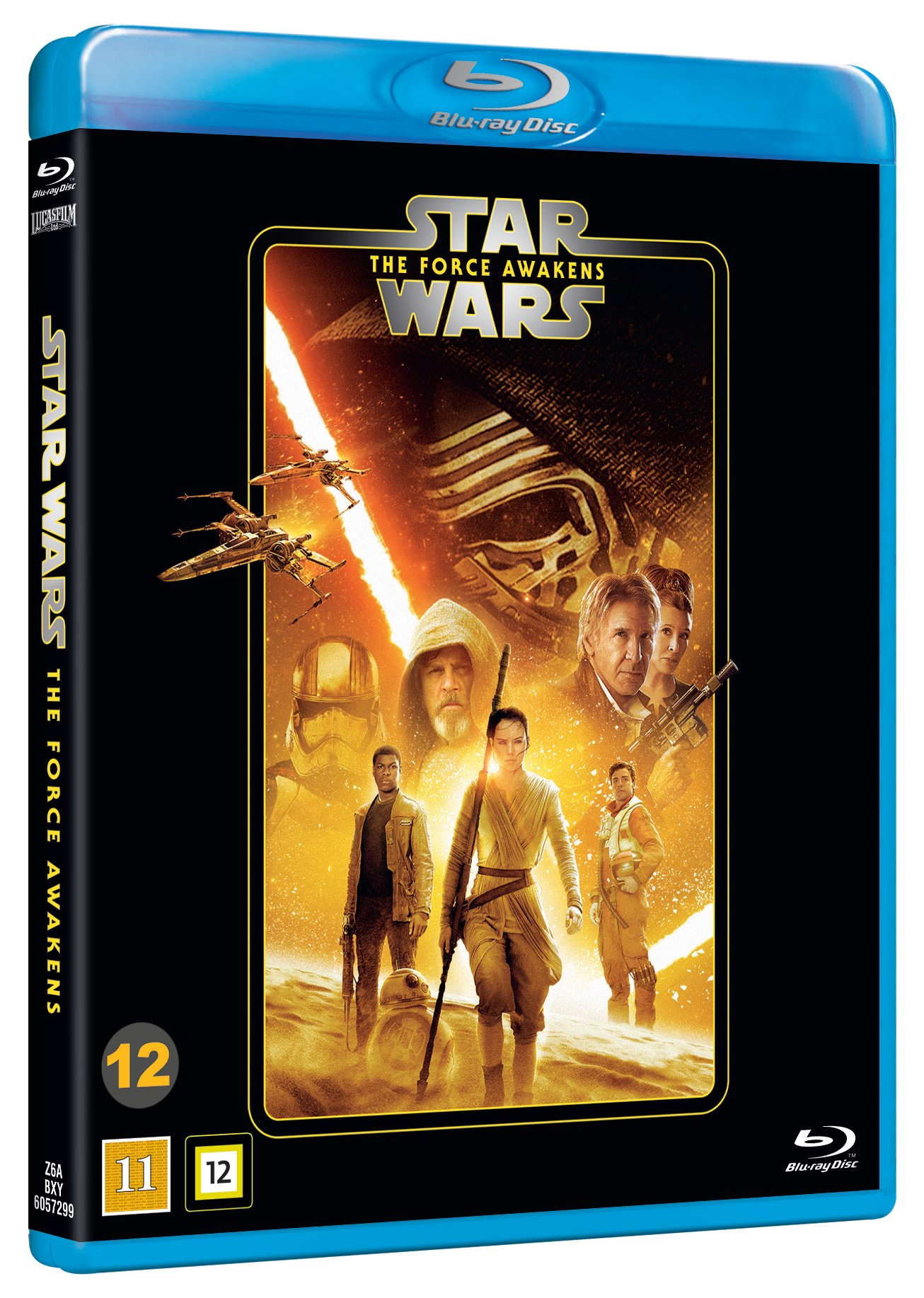 Star Wars: Episode 7 - The Force Awakens - Blu ray