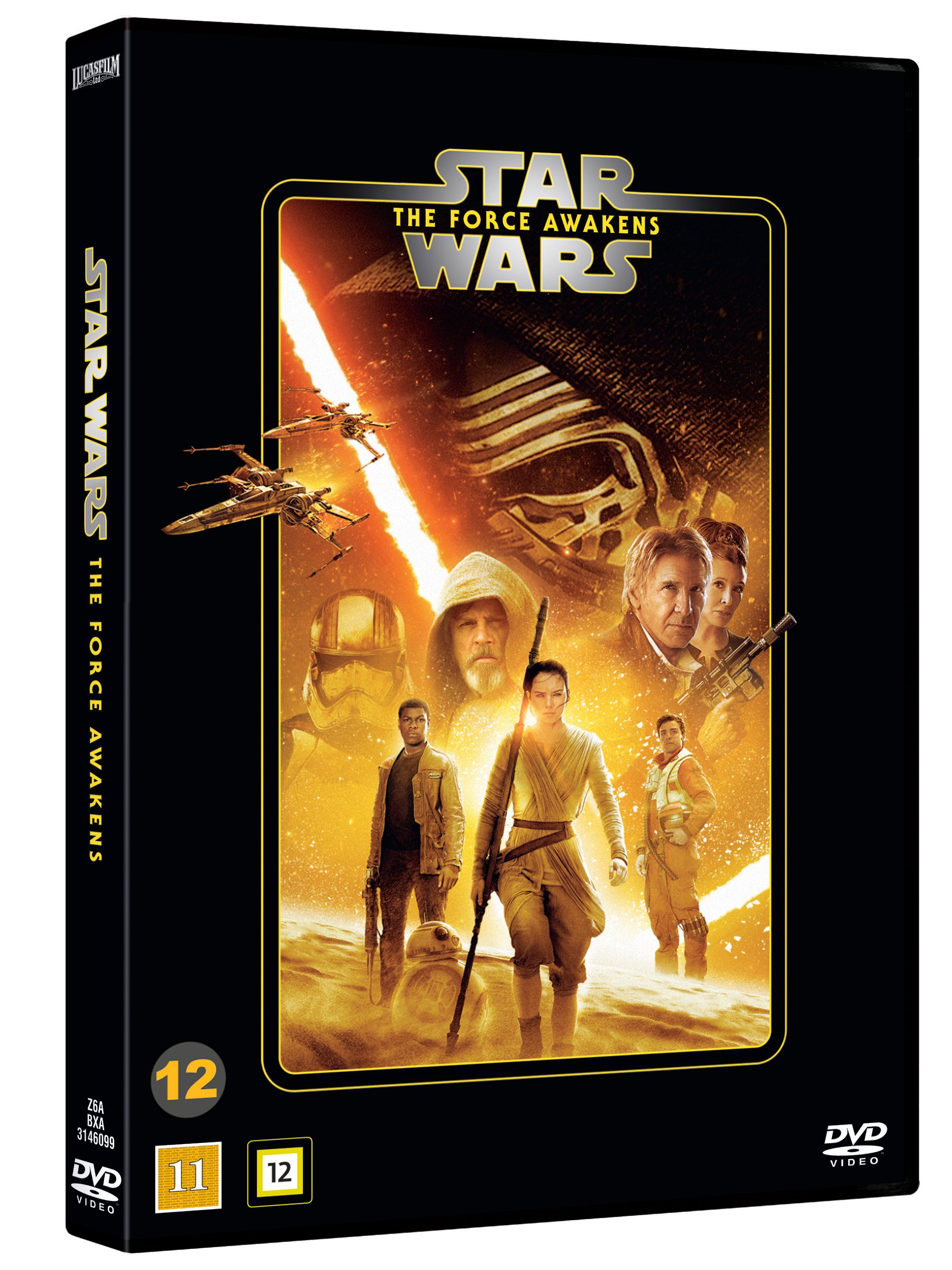 Star Wars: Episode 7 - The Force Awakens - DVD