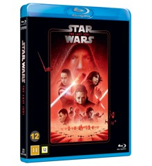 Star Wars:  Episode 8 - The Last Jedi - Blu ray