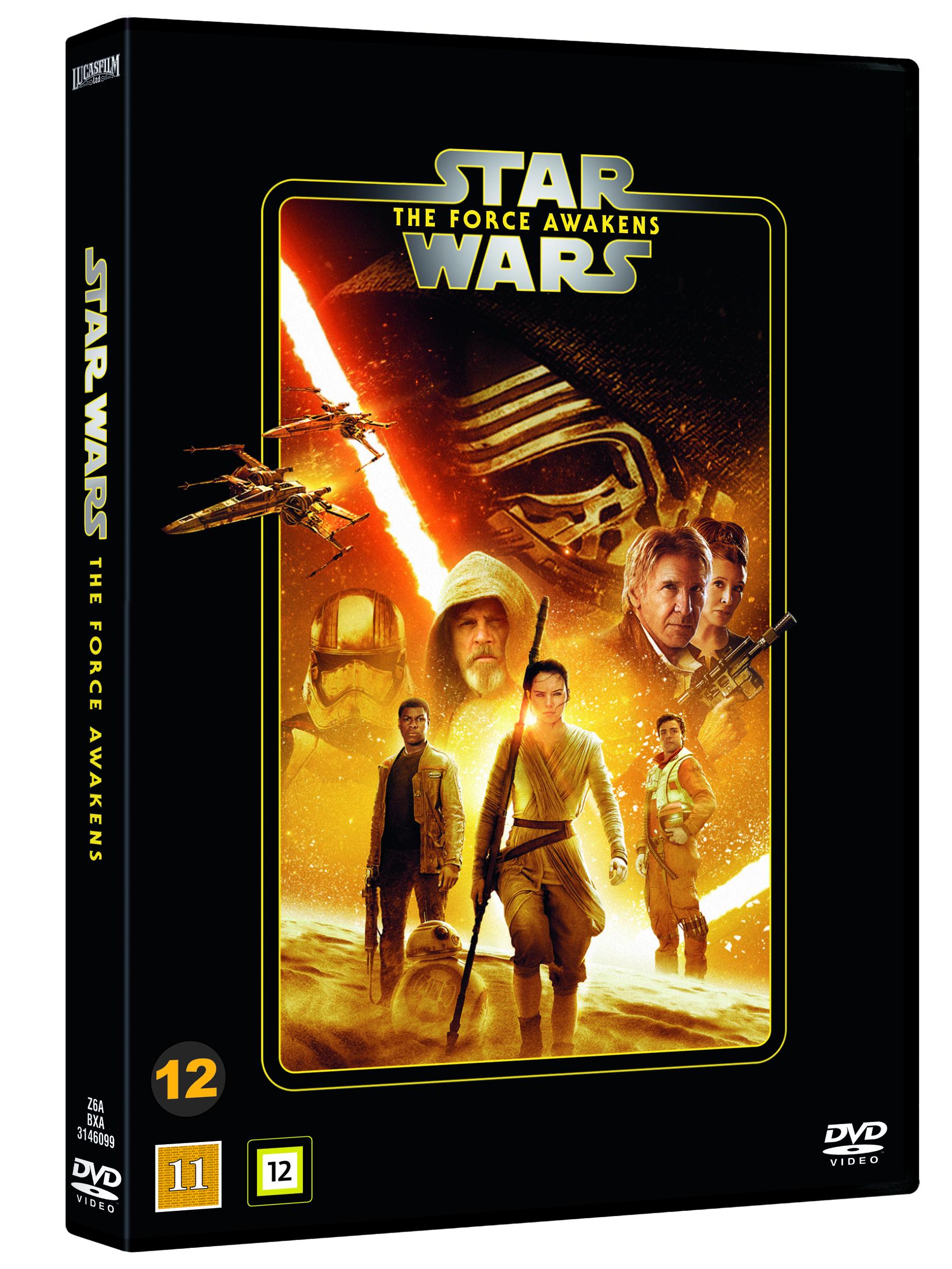 Star Wars: Episode 8 - The Last Jedi - DVD