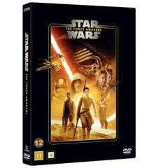 Star Wars:  Episode 8 - The Last Jedi - DVD