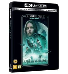 Rogue One A Star Wars Story - 4K Blu ray