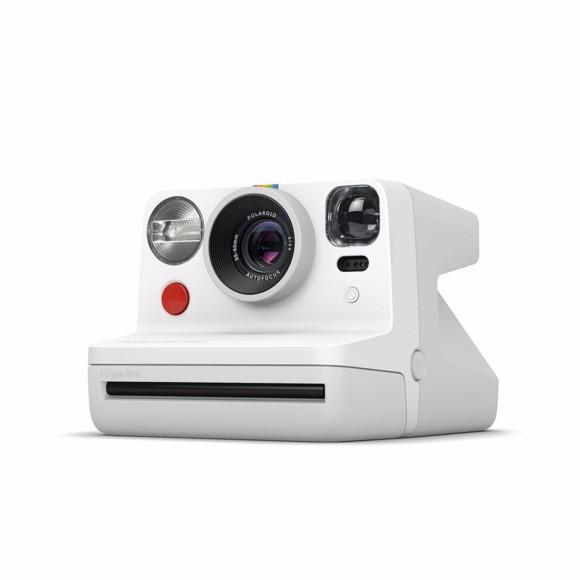 Polaroid - Now Point & Shoot Camera - White