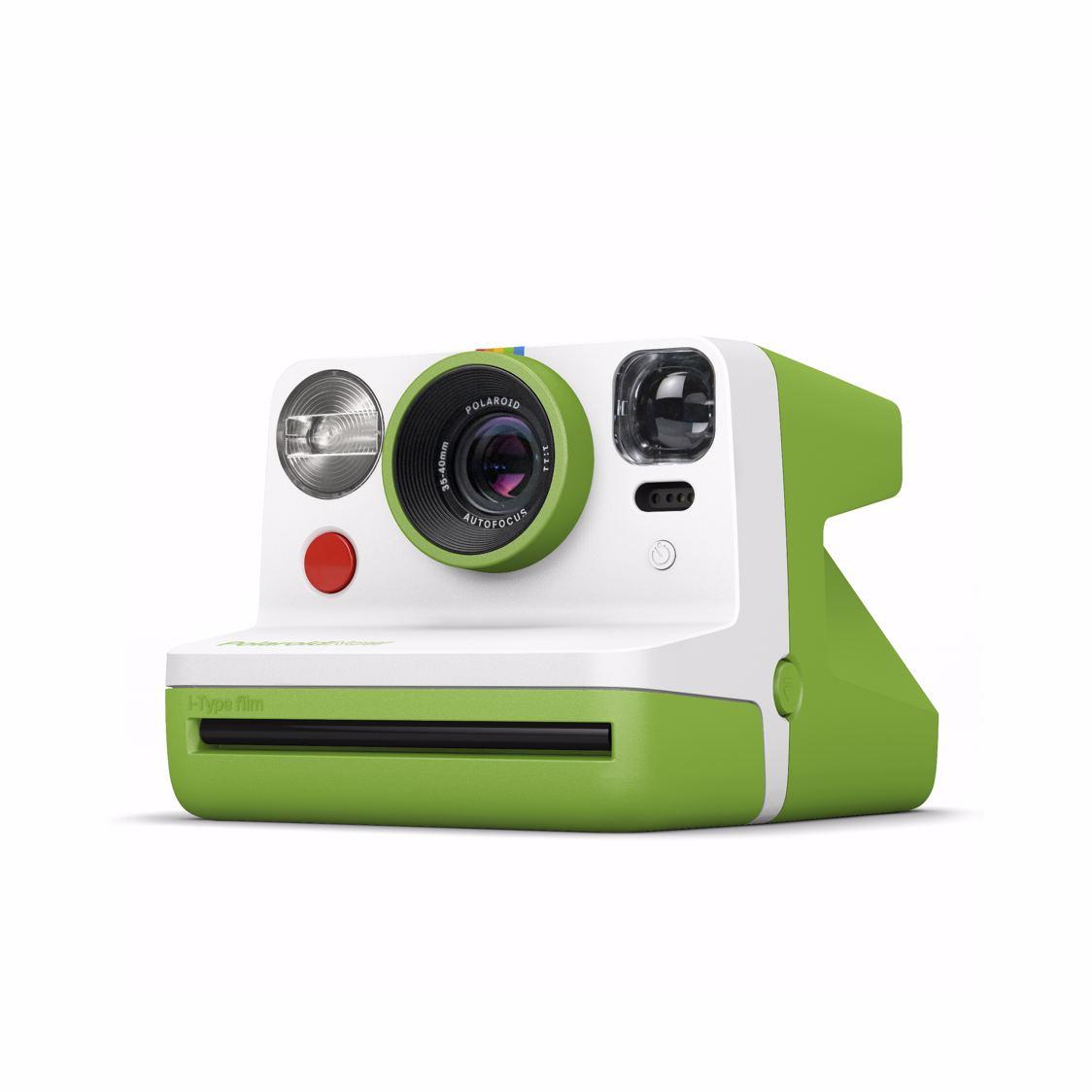Polaroid - Now Point & Shoot Camera - Green