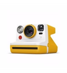 Polaroid - Now Point & Shoot Camera - Yellow
