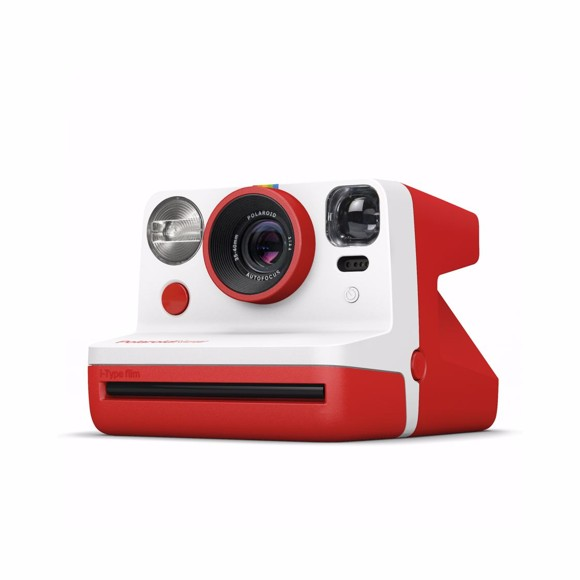 Polaroid - Now Point & Shoot Camera - Red