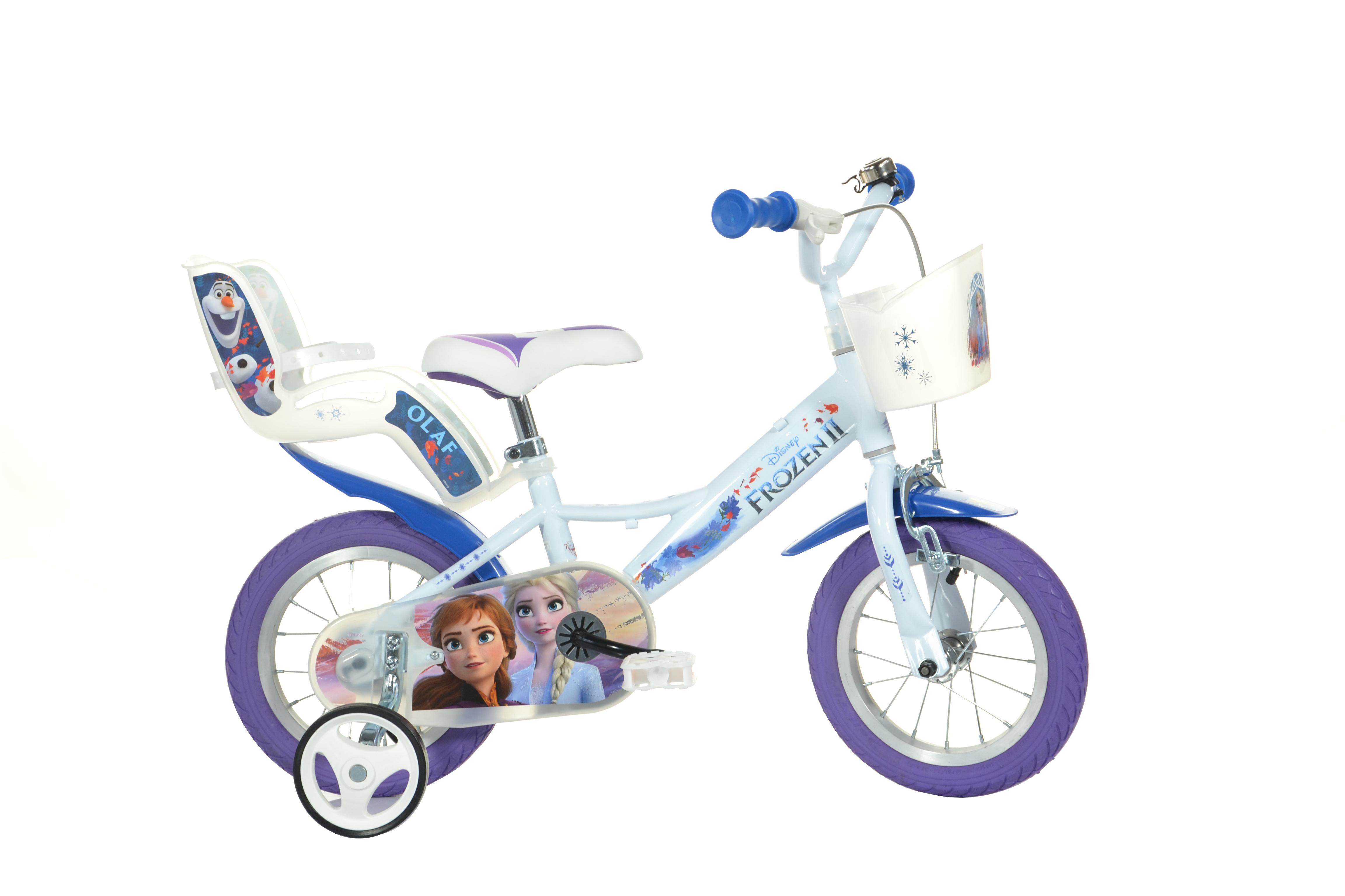 Billede af Dino Bikes - Børnecykel 12'' - Frost