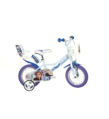 Dino Bikes - Children Bike 12'' - Frozen (124RK-FZ3)
