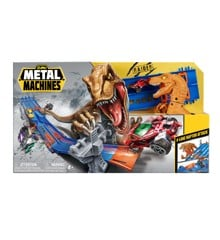 Metal Machines - Playset - 4 Lane Raptor Attack Set (6740)