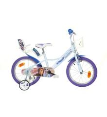 Dino Bikes - Børnecykel 16'' - Frost