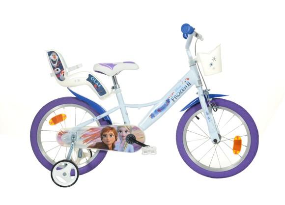Dino Bikes - Children Bike 16'' - Frozen (164RK-FZ3)
