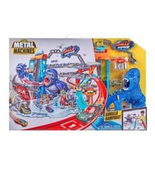 Metal Machines - Playset - Series 1 Gorilla Attack (6726)