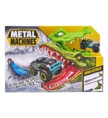 Metal Machines - Legesæt - Krokodille