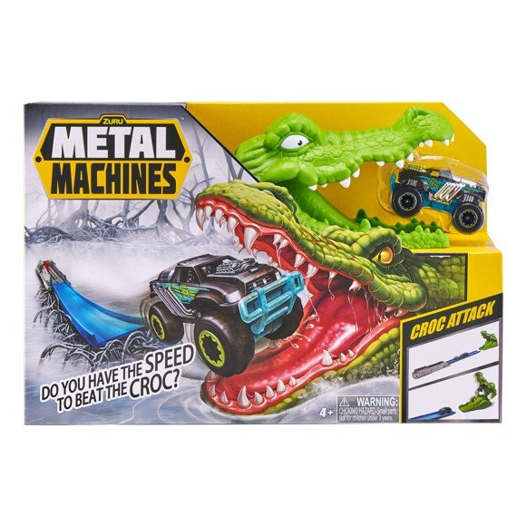 Metal Machines - Playset - Crocodile (6718)