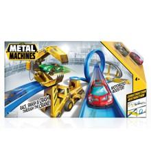 Metal Machines - Playset - Byggepladsen