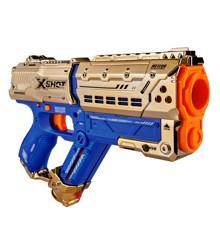 X-Shot - Chaos - Golden Meteor Blaster
