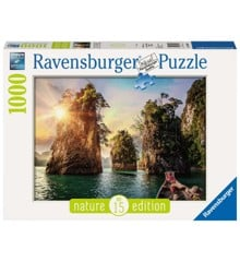 Ravensburger - Puzzle 1000 - Three rocks in Cheow, Thailand (10213968)