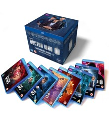 Doctor Who - The New Series: Series 1-7 Blu ray - UK import