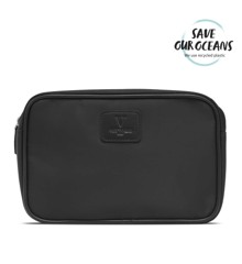 Vittorio - Mens Washbag - Black