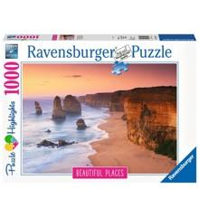 Ravensburger - Puslespil 1000 brikker - Great Ocean Road, Australia (10215154)
