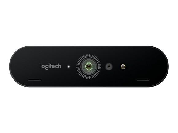Logitech - BRIO STREAM 4K Webcam
