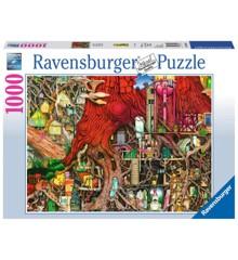 Ravensburger - Puslespil 1000 - Colin Thompson - Hidden World (10219644)