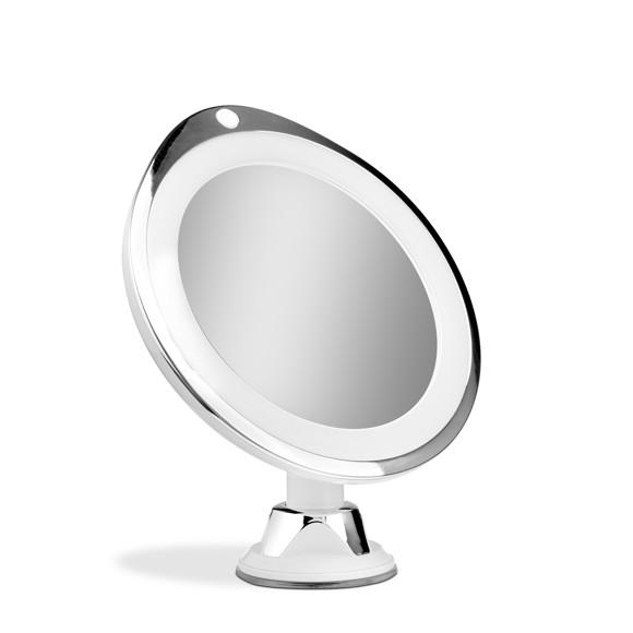 Gillian Jones - Sugekopspejl x 7 m. LED Lys