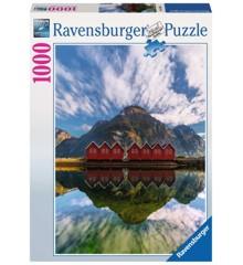 Ravensburger - Puzzle 1000 - Sunndalsora (10215256)
