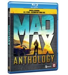 Mad Max Anthology 1-4 - Blu ray