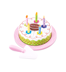 Small Wood - Birthday Cream Cake (L40004)
