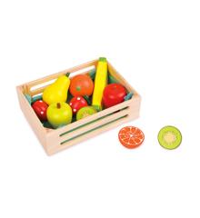 Small Wood - Fresh Fruits (L40037)