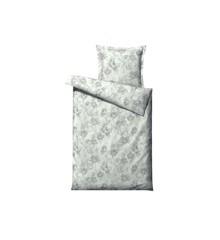 Södahl - Organic Foliage Bedding 140 x 200 cm - Grey (727928)