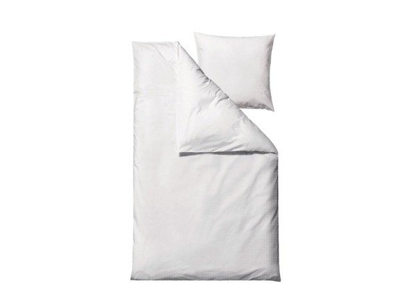 Södahl - Edge Bedding 140 x 220 cm - White (724454)