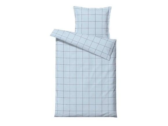 Södahl - Minimal Bedding 140 x 220 cm - Linen Blue (724513)