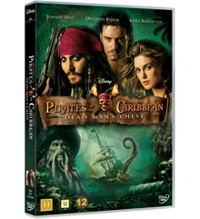Pirates Of The Caribbean 2 (1-Disc)/Scan