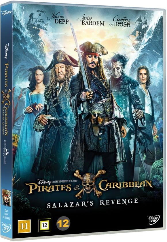 Pirates Of The Caribbean 4:  Salazars Revenge