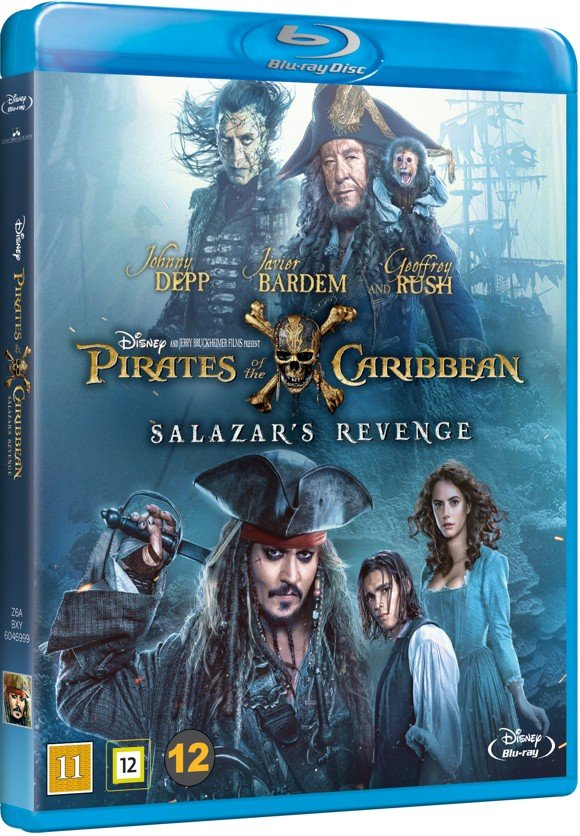 Pirates Of The Caribbean 4:  Salazars Revenge