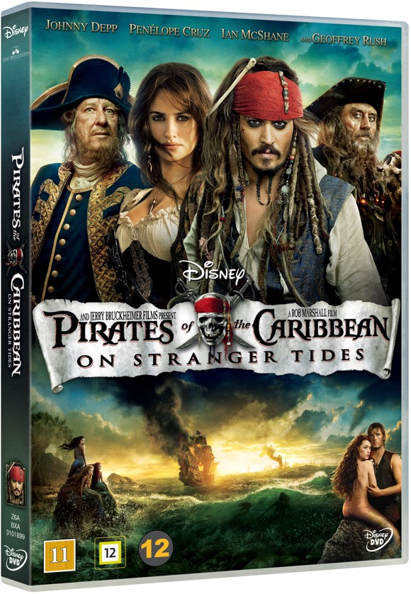 Pirates Of The Caribbean: On Stranger Ti