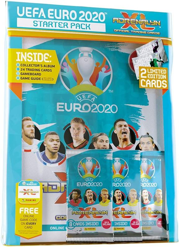 Adrenalyn - UEFA EURO 2020 Starter Pack (PAN0606)