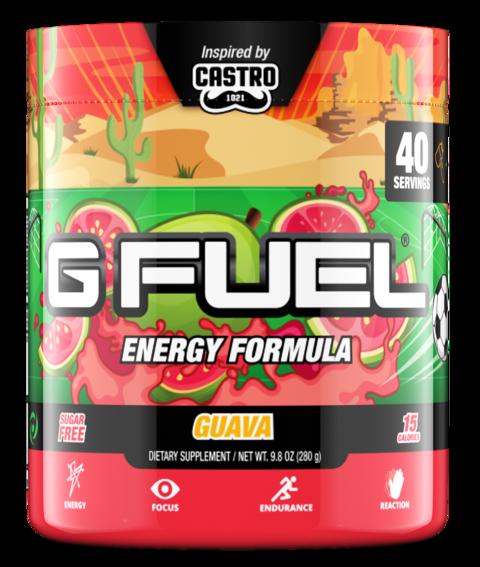 G Fuel  - Castro