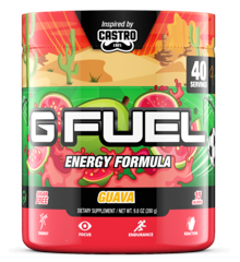 G Fuel  - Castro's Guava - 40 Servings - Limited Edition