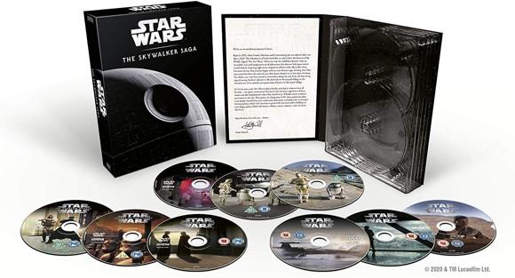 Star Wars: The Skywalker Saga Complete Box set