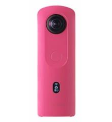 Ricoh - Theta SC2 360 ° Camera - Pink