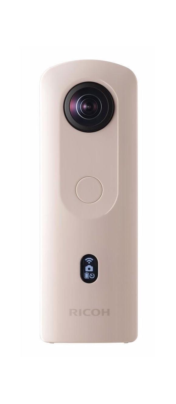 Ricoh - Theta SC2 360 ° Camera - Beige