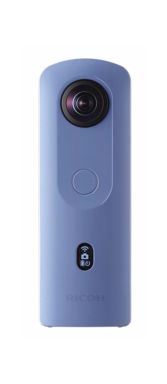 Ricoh - Theta SC2 360° Camera - Blå