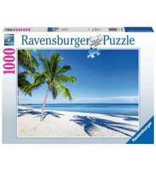 Ravensburger - Puzzle 1000 - Beach Escape (10215989)