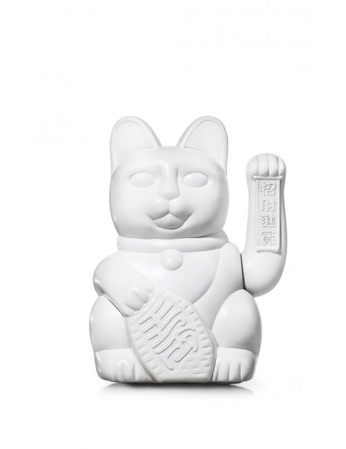 Donkey - Lucky Cat Maneki-Neko - White (330462)